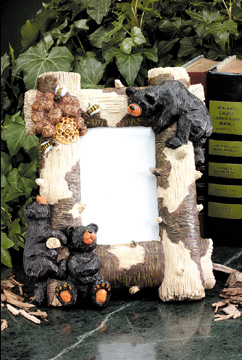 Bear Picture Frame (Vertical) 3158